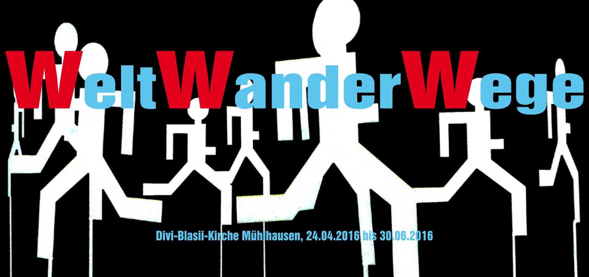 Ausstellung WeltWanderWege